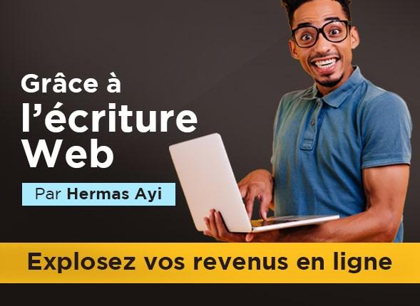 Explosez vos revenus en ligne grâce à l'écriture web