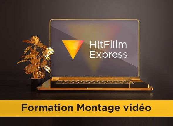 Montage vidéo avec Hitfilm Express