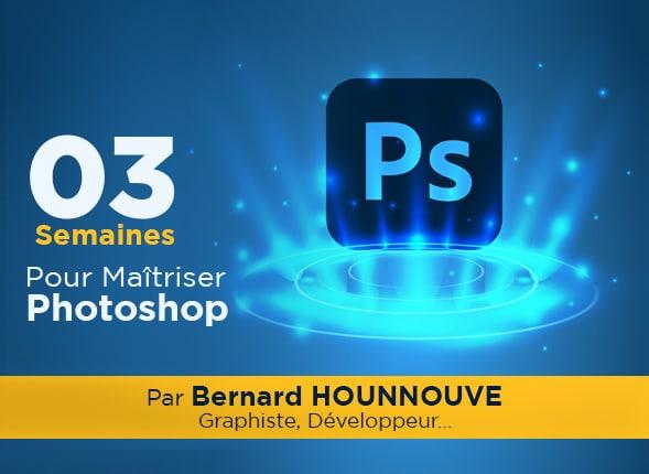 Apprendre photoshop